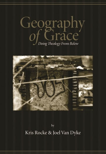 Geography of Grace book cover